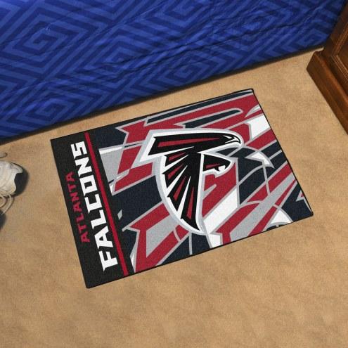 Atlanta Falcons Quicksnap Starter Rug