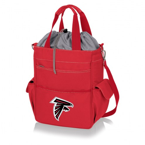 Atlanta Falcons Red Activo Cooler Tote