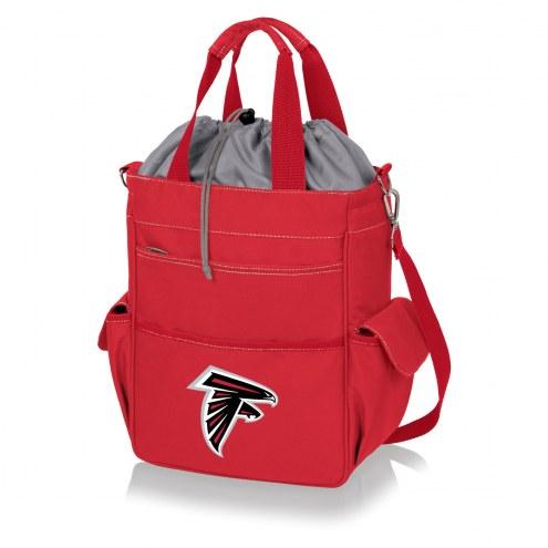 Atlanta Falcons Red Activo Cooler Tote