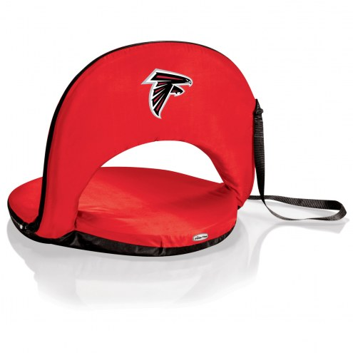 Atlanta Falcons Red Oniva Beach Chair