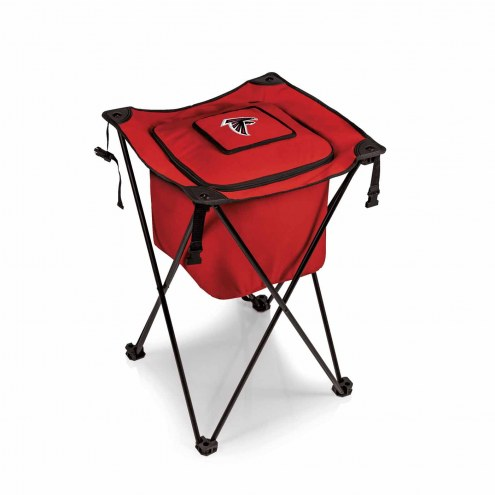 Atlanta Falcons Red Sidekick Portable Cooler