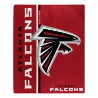 Atlanta Falcons Restructure Raschel Blanket