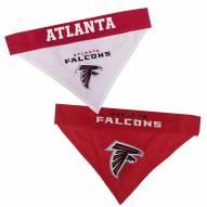 Atlanta Falcons Reversible Dog Bandana
