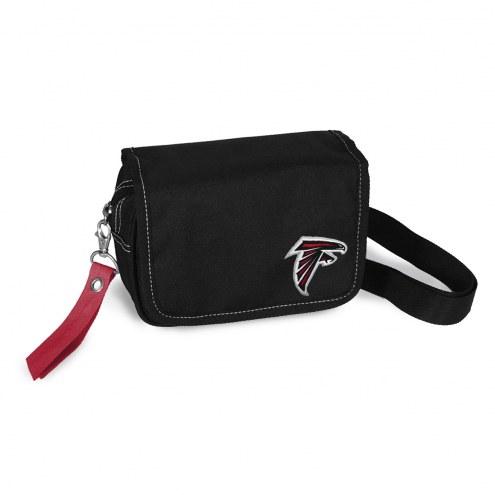 Atlanta Falcons Ribbon Waist Pack Purse