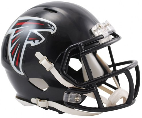 Atlanta Falcons Riddell Speed Mini Collectible Football Helmet
