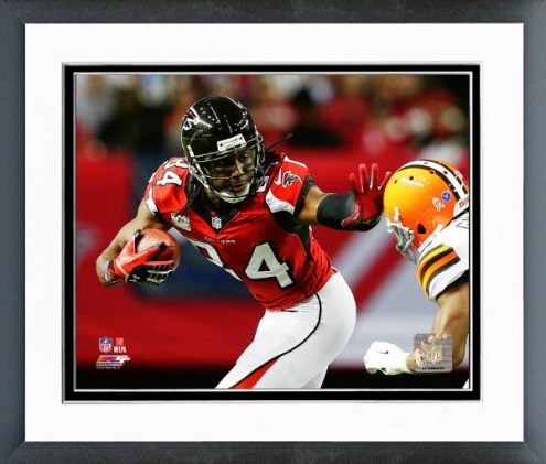 Atlanta Falcons Roddy White Action Framed Photo