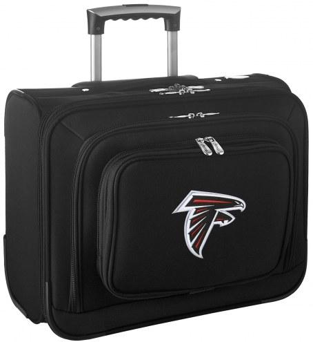 Atlanta Falcons Rolling Laptop Overnighter Bag