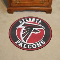 Atlanta Falcons Rounded Mat