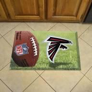 Atlanta Falcons Scraper Door Mat