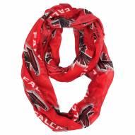 Atlanta Falcons Sheer Infinity Scarf