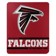 Atlanta Falcons Split Wide Fleece Blanket