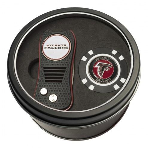 Atlanta Falcons Switchfix Golf Divot Tool & Chip
