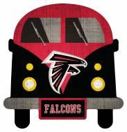 Atlanta Falcons Team Bus Sign