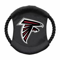 Atlanta Falcons Team Frisbee Dog Toy