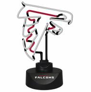 Atlanta Falcons Team Logo Neon Lamp