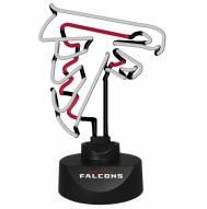 Atlanta Falcons Team Logo Neon Lamp