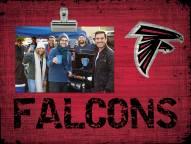 Atlanta Falcons Team Name Clip Frame