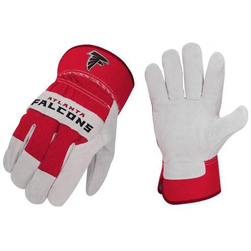 Atlanta Falcons The Closer Work Gloves