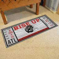 Atlanta Falcons Ticket Runner Rug