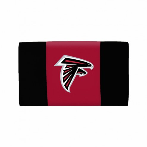 Atlanta Falcons Twin Headboard