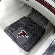 Atlanta Falcons Vinyl 2-Piece Car Floor Mats