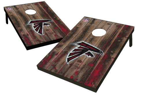 Atlanta Falcons Wild Sports Cornhole Set