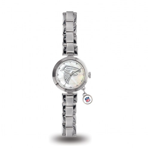 Atlanta Falcons Women's Charm Watch