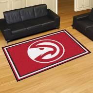 Atlanta Hawks 5' x 8' Area Rug