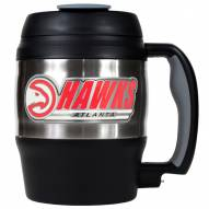 Atlanta Hawks 52 oz. Stainless Steel Travel Mug