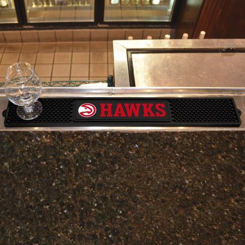 Atlanta Hawks Bar Mat