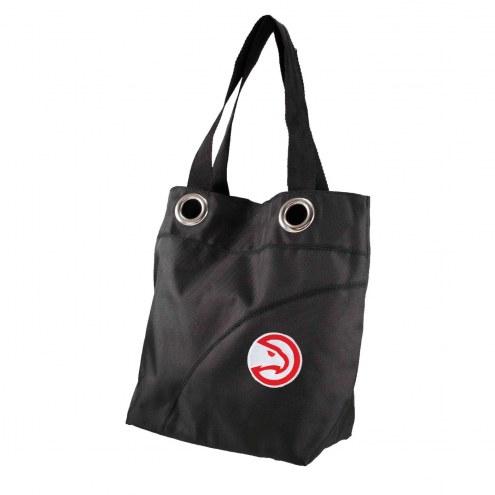 Atlanta Hawks Color Sheen Tote Bag