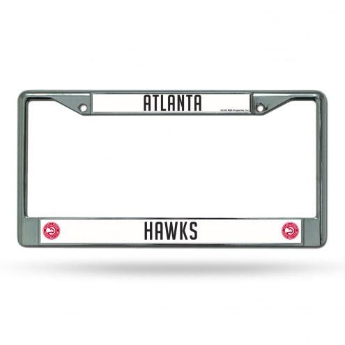 atlanta-hawks-chrome-license-plate-frame-rico