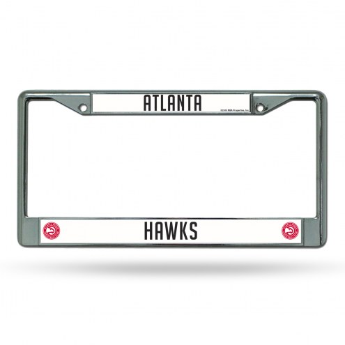 atlanta-hawks-chrome-license-plate-frame-rico