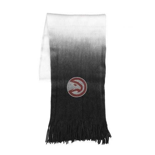 Atlanta Hawks Dip Dye Scarf