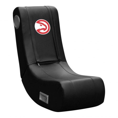 Atlanta Hawks DreamSeat Game Rocker 100 Gaming Chair