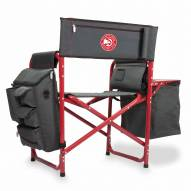 Atlanta Hawks Gray/Red Fusion Folding Chair