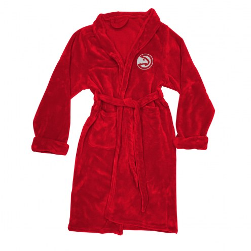 Atlanta Hawks Men's Bathrobe
