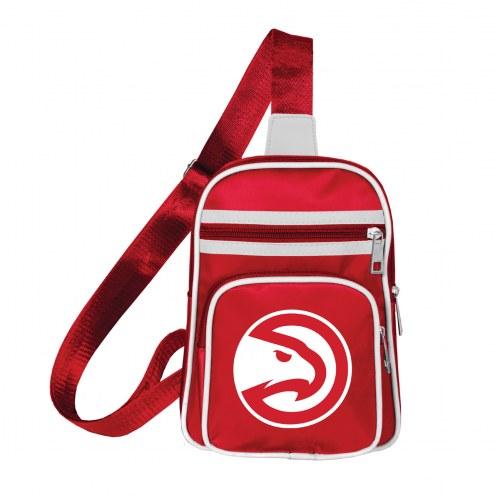 Atlanta Hawks Mini Cross Sling Bag