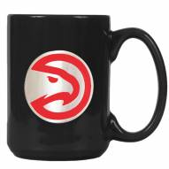 Atlanta Hawks NBA 2-Piece Ceramic Coffee Mug Set