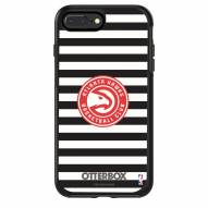 Atlanta Hawks OtterBox iPhone 8/7 Symmetry Stripes Case