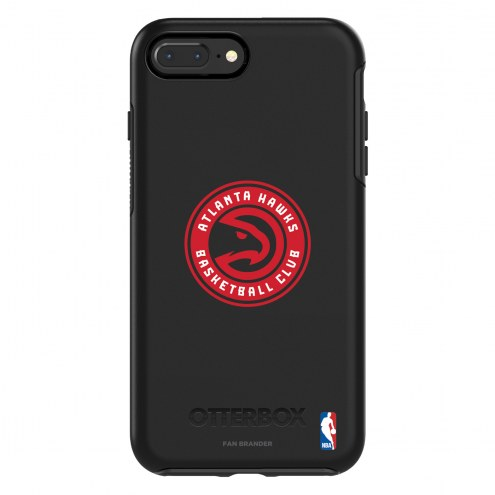 Atlanta Hawks OtterBox iPhone 8 Plus/7 Plus Symmetry Black Case