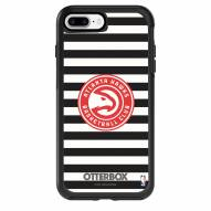 Atlanta Hawks OtterBox iPhone 8 Plus/7 Plus Symmetry Stripes Case