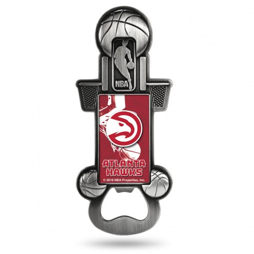 Atlanta Hawks Party Starter Bottle Opener