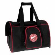 Atlanta Hawks Premium Pet Carrier Bag