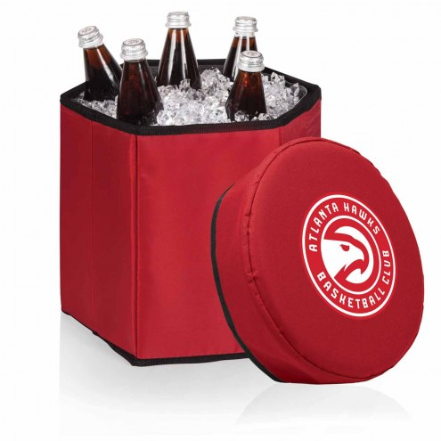Atlanta Hawks Red Bongo Cooler