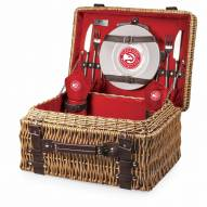 Atlanta Hawks Red Champion Picnic Basket