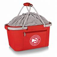 Atlanta Hawks Red Metro Picnic Basket