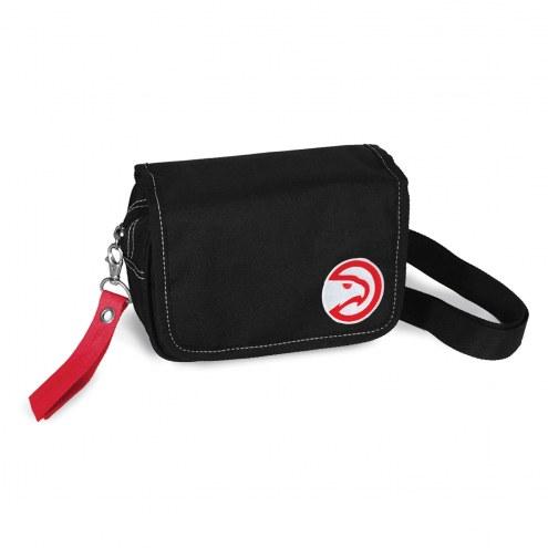 Atlanta Hawks Ribbon Waist Pack Purse
