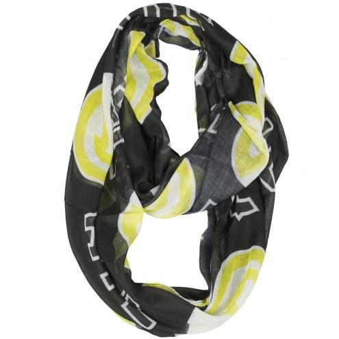 Atlanta Hawks Sheer Infinity Scarf