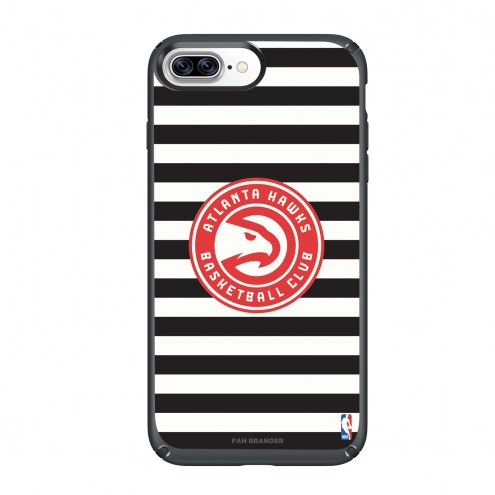 Atlanta Hawks Speck iPhone 8 Plus/7 Plus Presidio Stripes Case